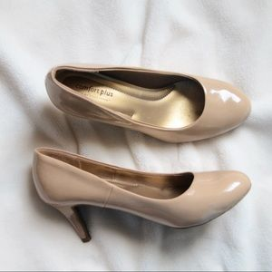 Nude Pumps Size 8